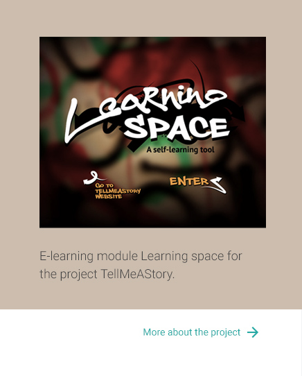 Project Learning Space | Tell Me a Story